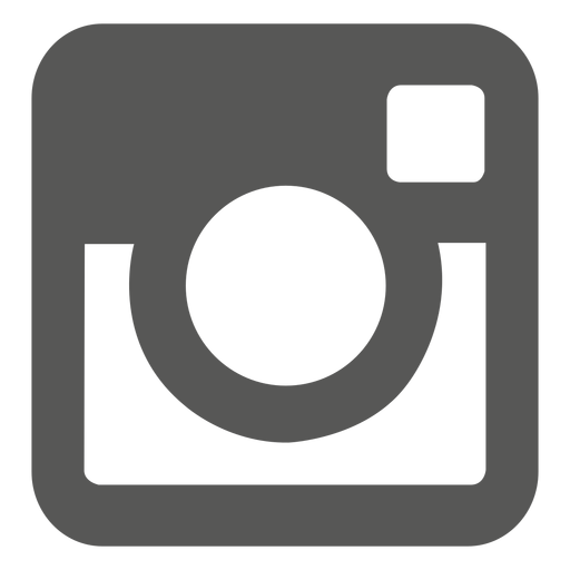 Instagram Flat Icon - Instagram, Transparent background PNG HD thumbnail