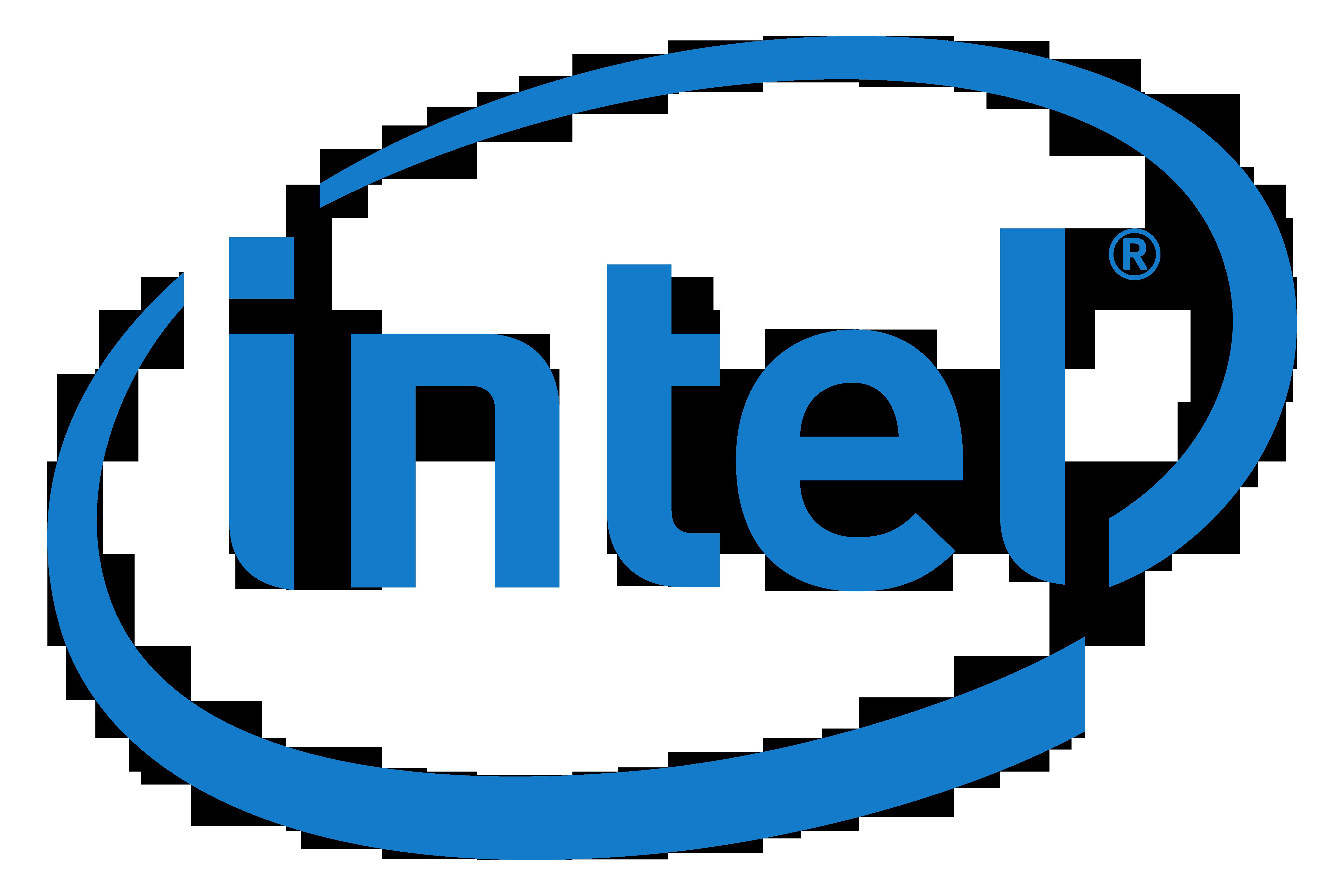 Intel Logo Png Hdpng.com  - Intel type, Transparent background PNG HD thumbnail