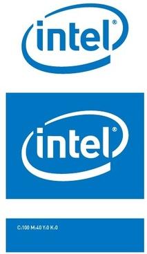 Intel Logo Vector - Intel type, Transparent background PNG HD thumbnail