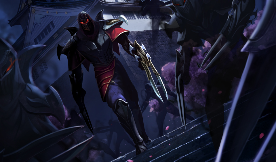 Zed The Master Of Shadows Png - Introducing Zed, The Master Of Shadows, Transparent background PNG HD thumbnail