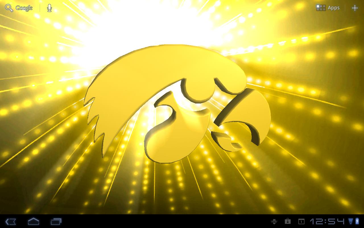 Iowa Hawkeyes Live Wps  Screenshot - Iowa Hawkeye, Transparent background PNG HD thumbnail