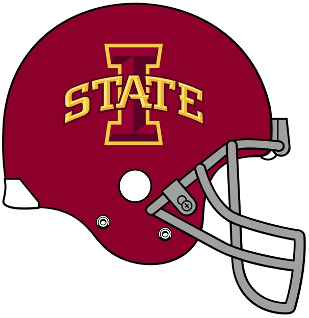 Iowa State Cyclones Helmet Logo On Chris Creameru0027S Sports Logos Page   Sportslogos. A Virtual Museum Of Sports Logos, Uniforms And Historical Items. - Iowa State Cyclones, Transparent background PNG HD thumbnail