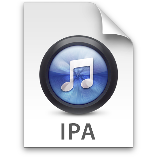 Itunes Ipa Blue Icon 512X512 Png - Ipa, Transparent background PNG HD thumbnail