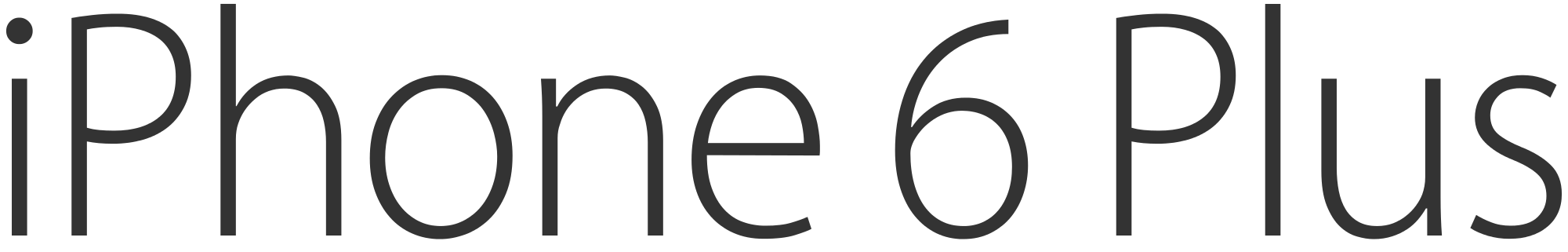 Iphone 6s Logo PNG