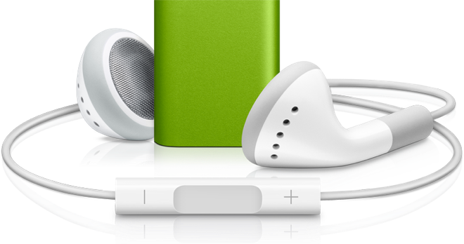 Ipod And Headphones Png - Apple Will Replace Your Junky Ipod Shuffle Headphones, Transparent background PNG HD thumbnail