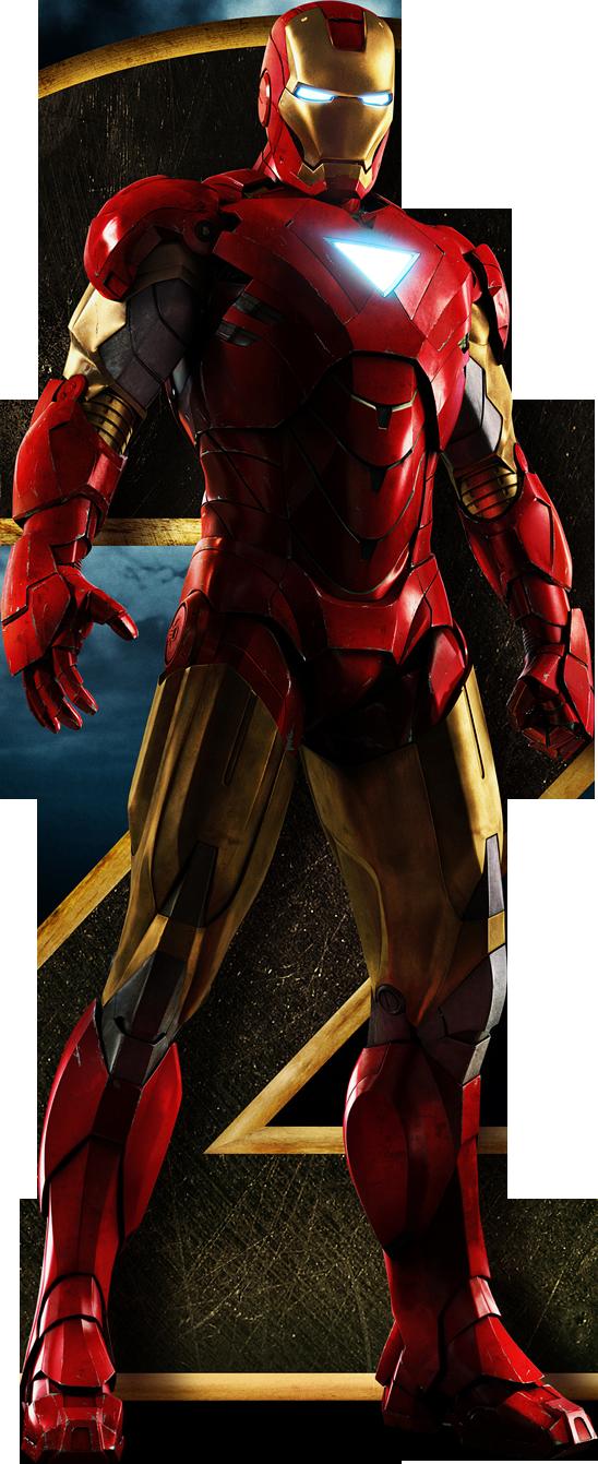 Iron Man Cropped.png - Iron Man, Transparent background PNG HD thumbnail