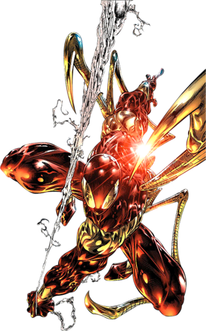 Iron Spiderman Png - Image   Sensational Spiderman2.png   Spider Man Wiki   Fandom Powered By Wikia, Transparent background PNG HD thumbnail