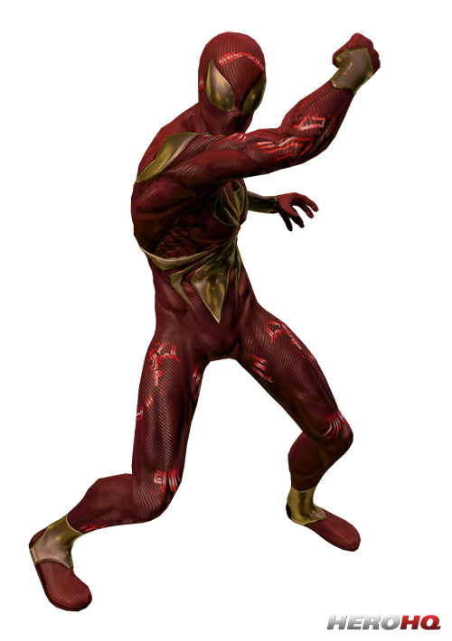 Iron Spiderman Png - Iron Spider   First Appearance: The Amazing Spider Man #529 (2006), Transparent background PNG HD thumbnail