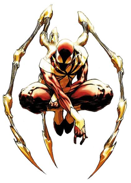 Iron Spiderman Png - Iron Spider Suit, Transparent background PNG HD thumbnail
