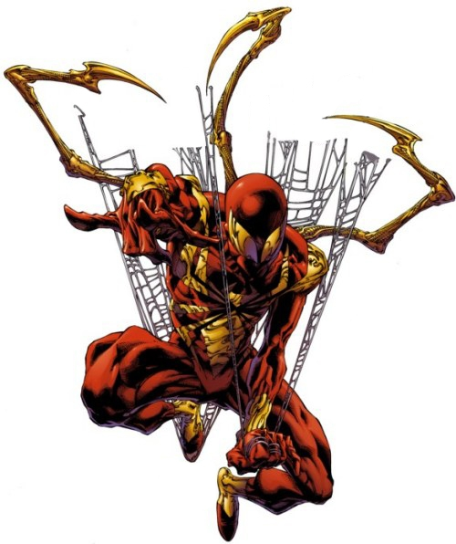 Iron Spiderman Png - Iron Spidey, Transparent background PNG HD thumbnail