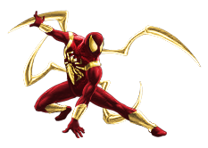 Iron Spiderman Png - Spider Man Iron Spider.png, Transparent background PNG HD thumbnail