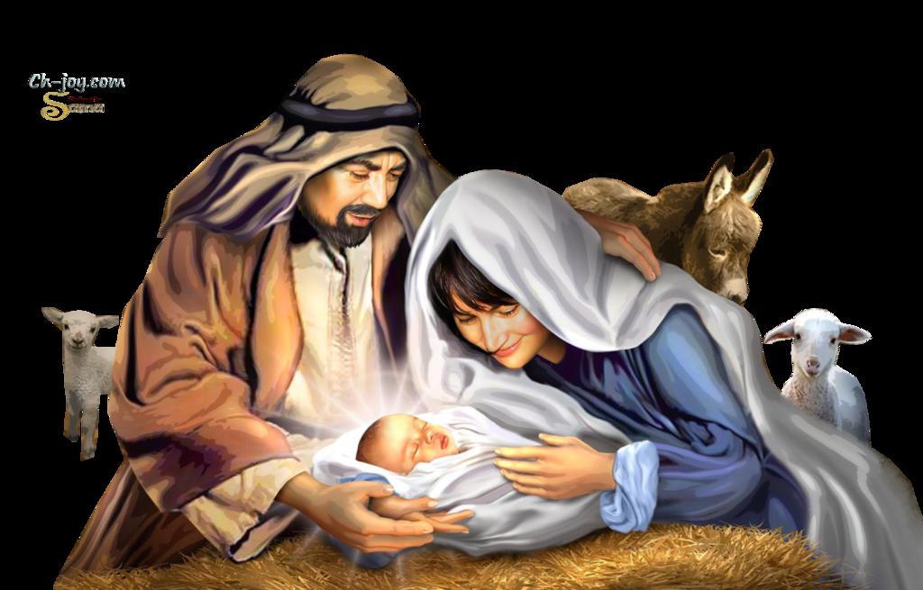 Jesus Birth PNG