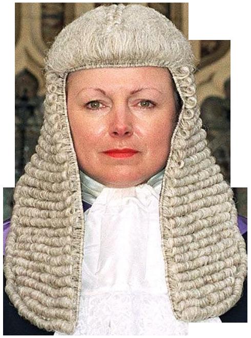Judge Wig Png Hdpng.com 490 - Judge Wig, Transparent background PNG HD thumbnail