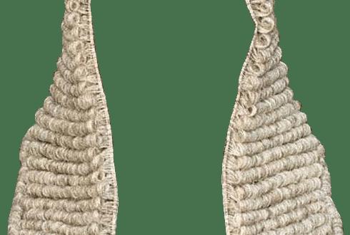 Detectives Uncover Huge Cash Payments To Justices   Goldenemejiblogspot - Judge Wig, Transparent background PNG HD thumbnail