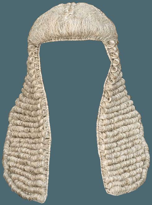 Judges Wig Transparent Background Hair Styles | Transparent Images | Pinterest | Judges And Wig - Judge Wig, Transparent background PNG HD thumbnail