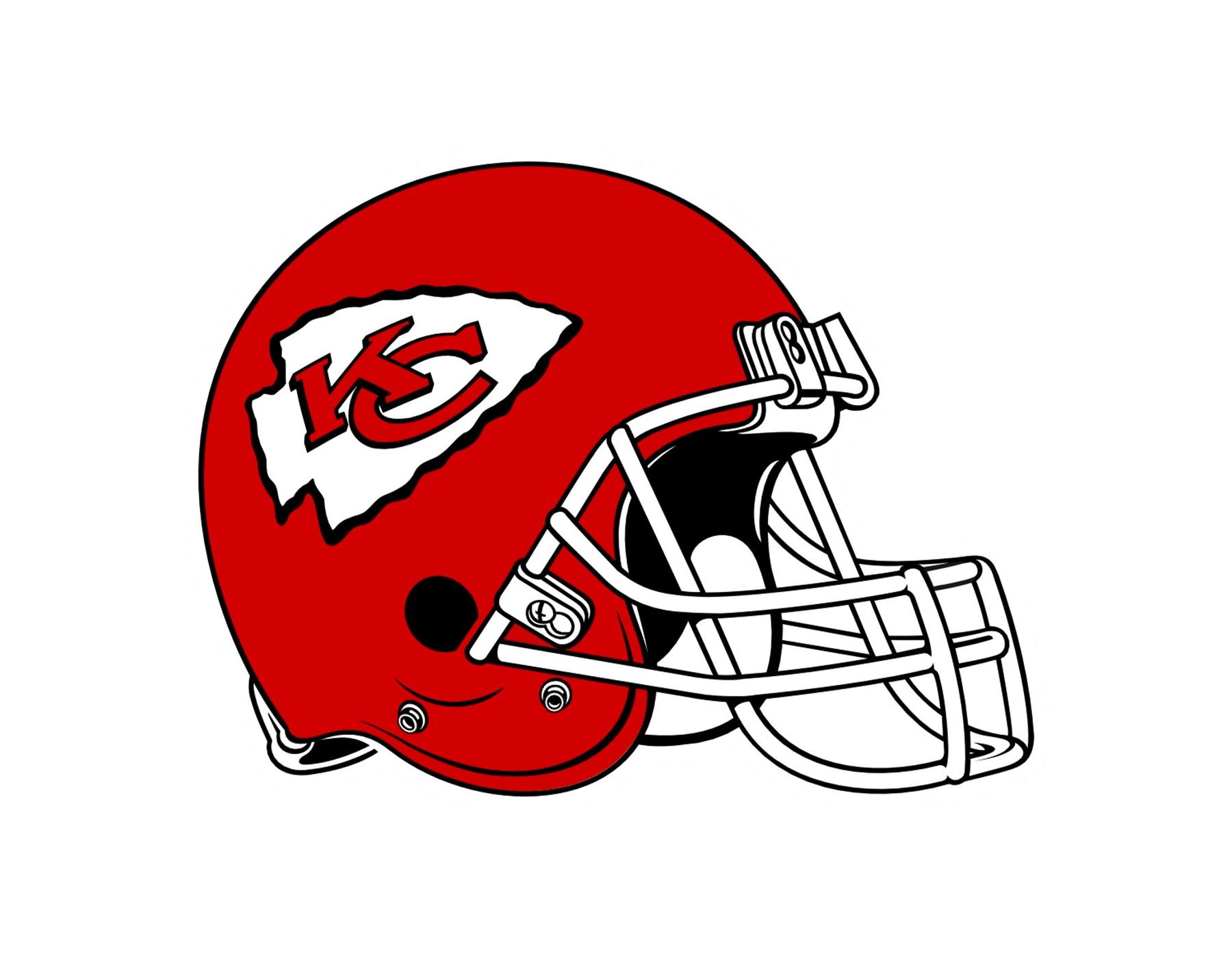 Kansas City Chiefs Helmet Logo - Kansas City Chiefs, Transparent background PNG HD thumbnail