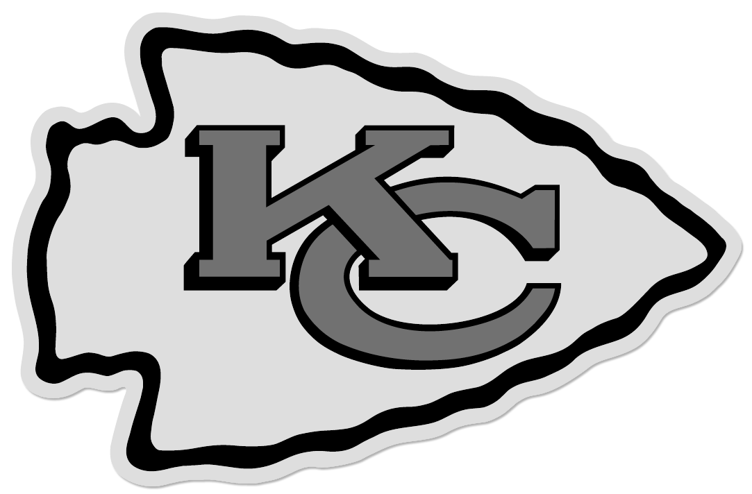 Kansas City Chiefs Logo Png Afl Clipart - Kansas City Chiefs, Transparent background PNG HD thumbnail