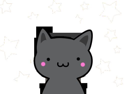 Kawaii Transparent Png - Kawaii Kitty I By Riair D41Q2Nj.png, Transparent background PNG HD thumbnail