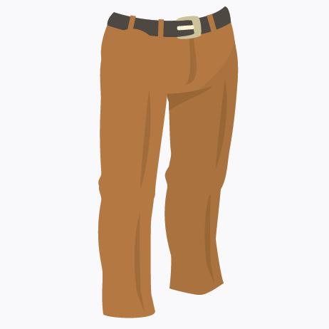 Khaki Pants Png - School Slim Khaki Pants.png, Transparent background PNG HD thumbnail