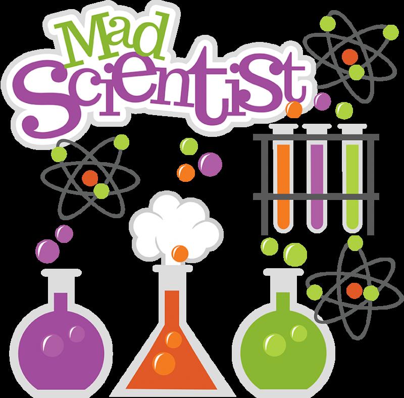 Kid Mad Scientist PNG
