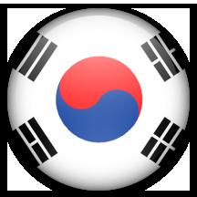 128X128 Px, Republic Of Korea Icon 216X216 Png - Korea, Transparent background PNG HD thumbnail