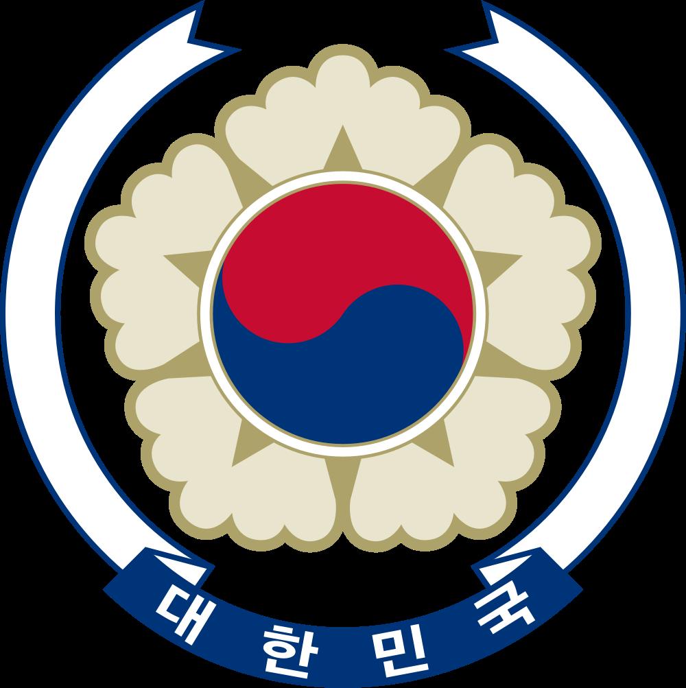 Coat Of Arms Of South Korea.png - Korea, Transparent background PNG HD thumbnail