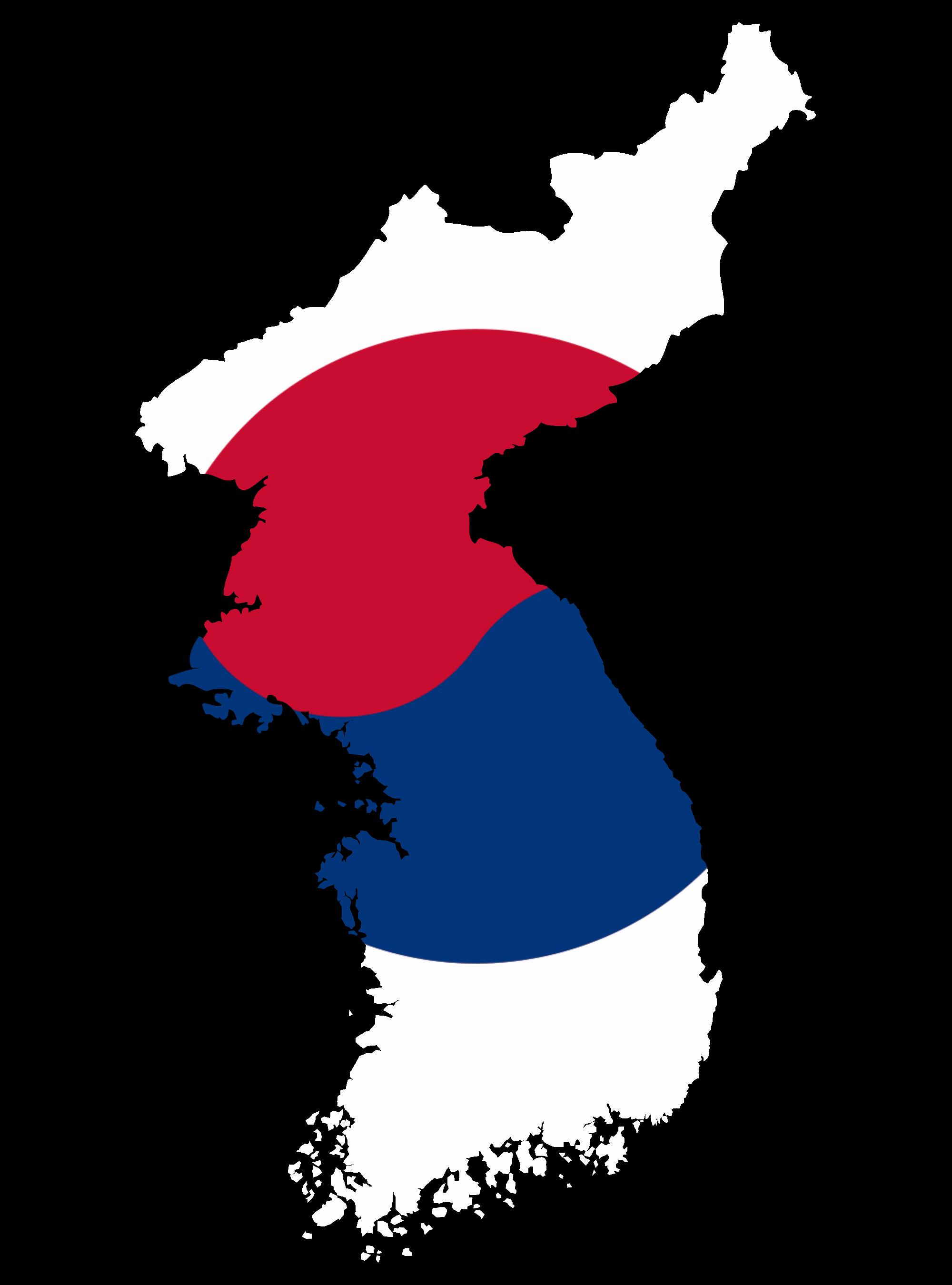 File:flag Map Of Korea (South Korea).png - Korea, Transparent background PNG HD thumbnail