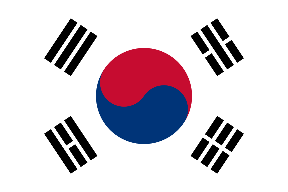 File:flag Of South Korea.png - Korea, Transparent background PNG HD thumbnail
