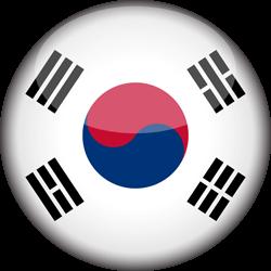 South Korea Flag Icon   Free Download - Korea, Transparent background PNG HD thumbnail