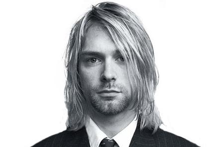 Kurt Cobain PNG