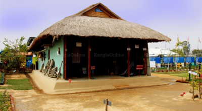 Kutcha House Png - Images Of Kutcha House, Transparent background PNG HD thumbnail