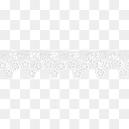 White Lace Border, Lace, Frame, Hand Painted Png Image - Laceborder, Transparent background PNG HD thumbnail