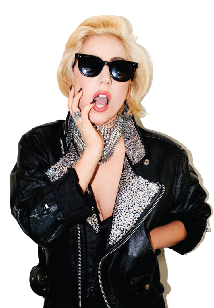 Lady Gaga Png By Zelenegagamonster Hdpng.com  - Lady Gaga, Transparent background PNG HD thumbnail