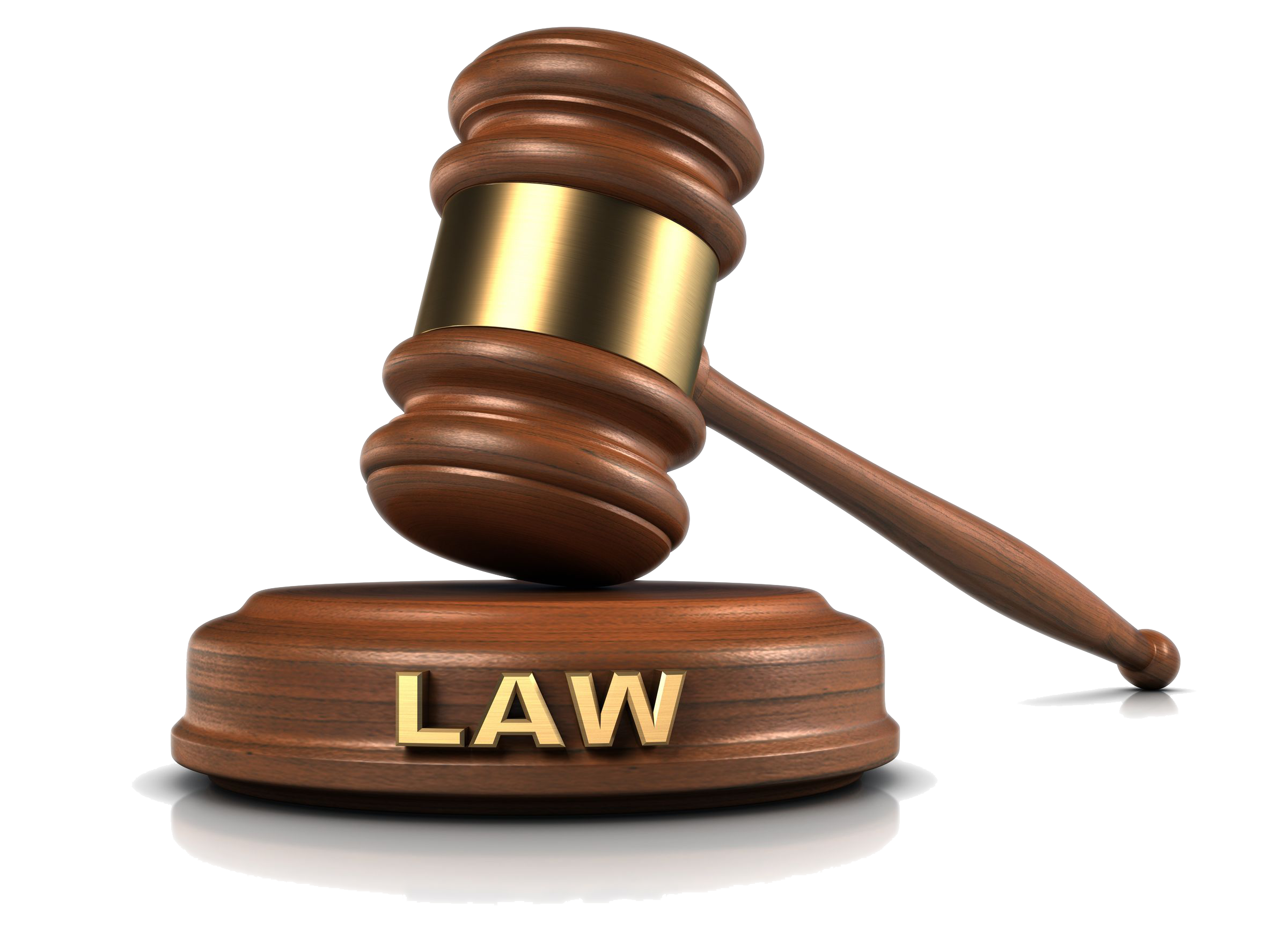 Court Hammer Free Png Image - Law Hammer, Transparent background PNG HD thumbnail