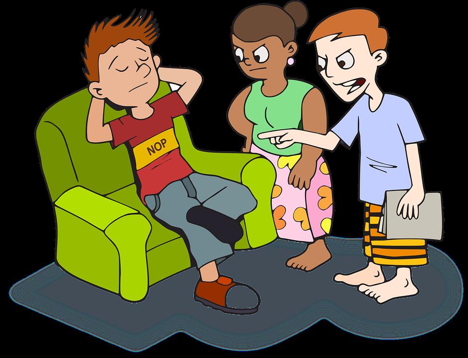 Son, Unemployed, Parents, Nervous, Lazy, Baggy, Home - Lazy Kid, Transparent background PNG HD thumbnail