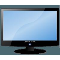 Lcd Display Monitor Png Image Png Image - Monitor, Transparent background PNG HD thumbnail