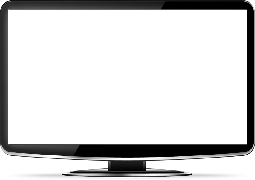Lcd Monitor Png - Monitor Transparent Lcd Png Image, Transparent background PNG HD thumbnail
