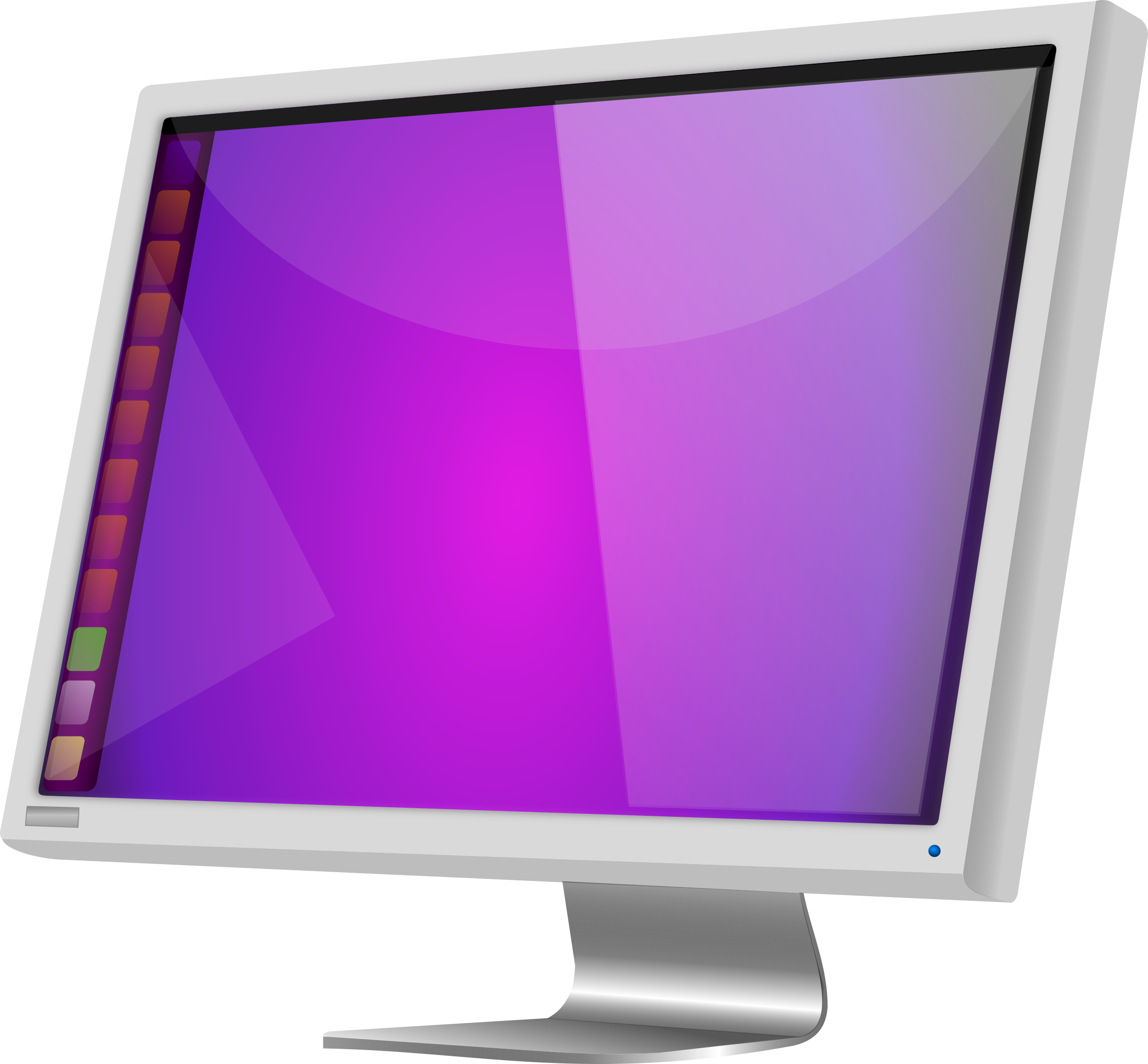 Big Image (Png) - Lcd, Transparent background PNG HD thumbnail