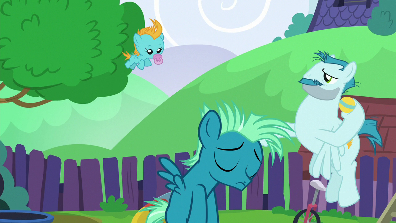 Young Sky Stinger Feeling Left Out S6E24.png - Left Out, Transparent background PNG HD thumbnail
