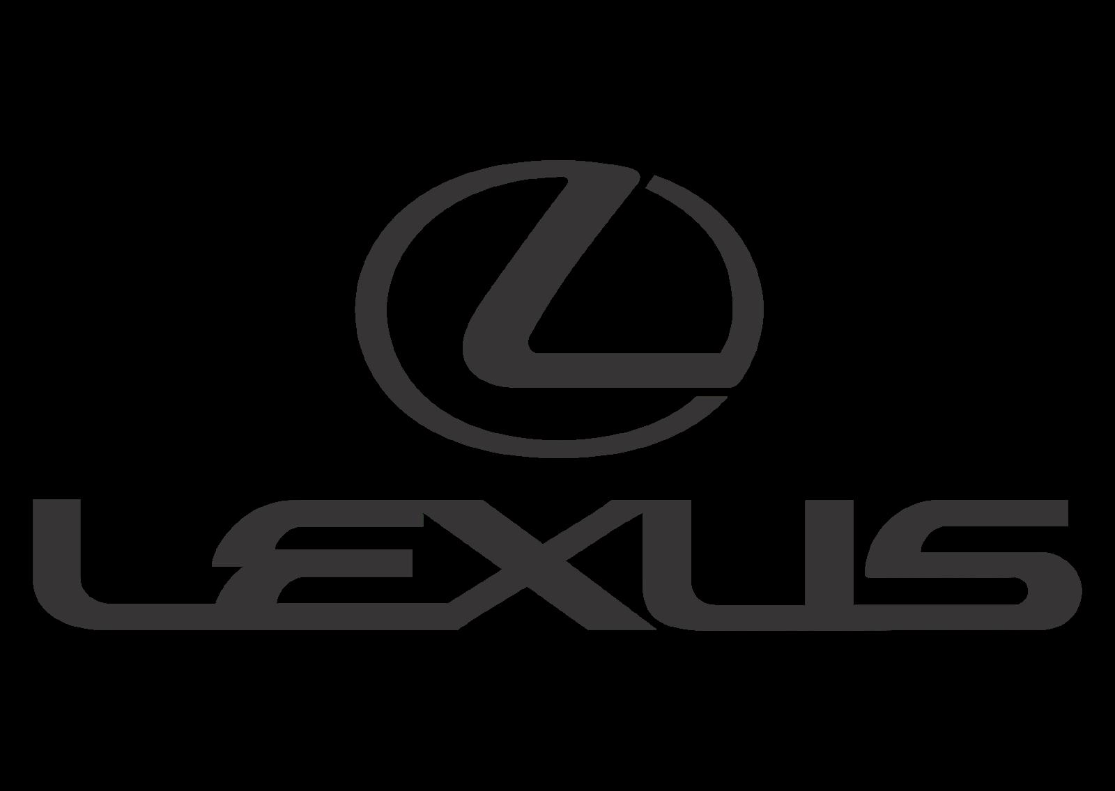Lexus Auto Logo Vector PNG