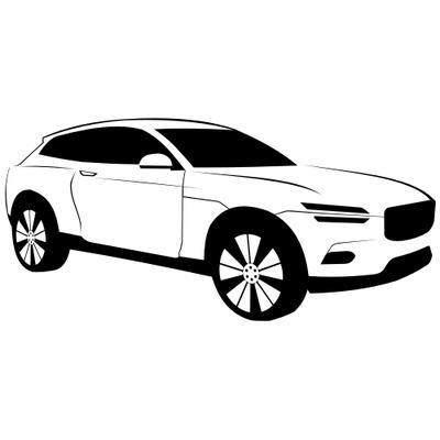 Luxury Clip Art, Vector Luxury - Lexus Auto Vector, Transparent background PNG HD thumbnail