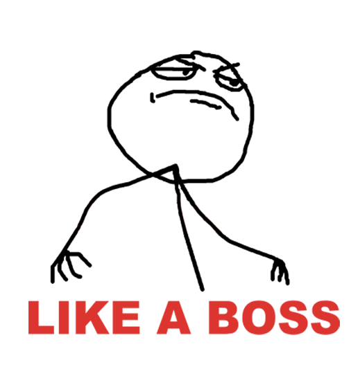 Like A Boss Png - Like A Boss Png File, Transparent background PNG HD thumbnail