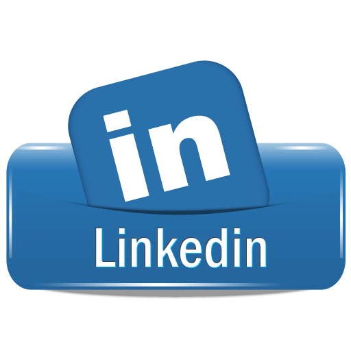 Free Icons Png:linkedin Icon - Linkedin, Transparent background PNG HD thumbnail