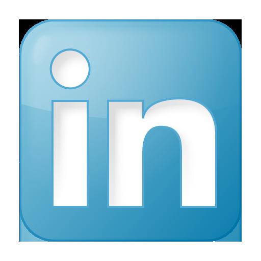 Linkedin Icon Image #31457 - Linkedin, Transparent background PNG HD thumbnail