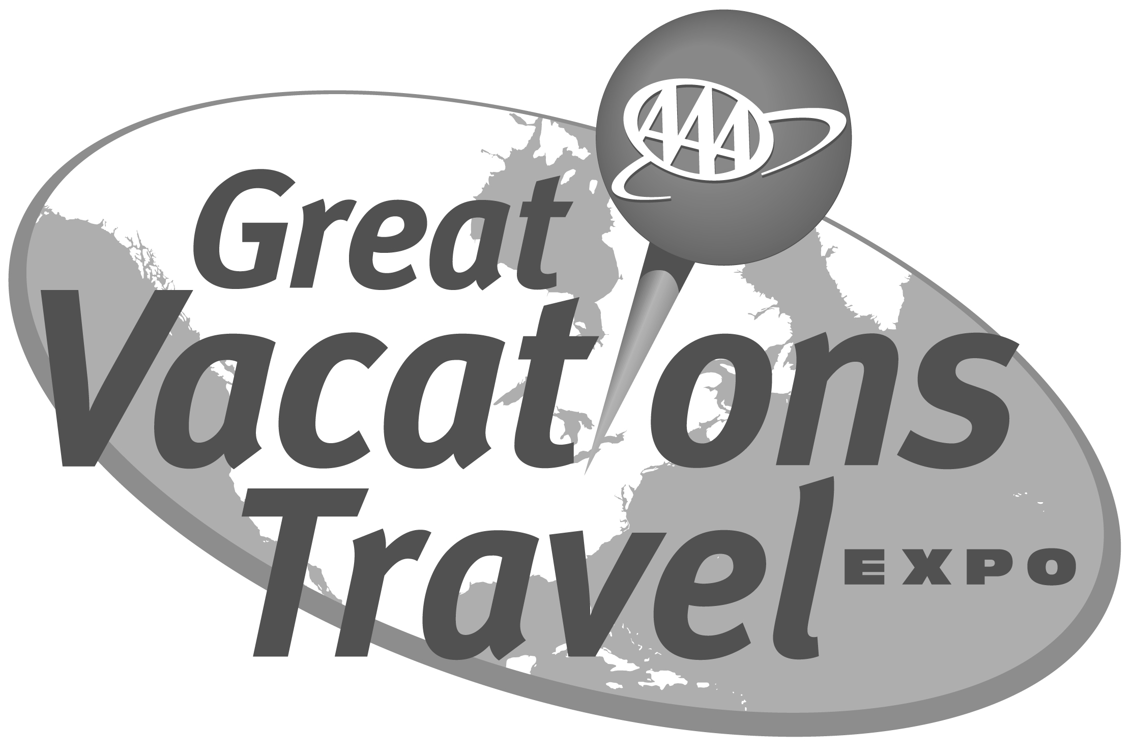 Aaa Great Vacations Travel Expo Logos - Aaa Travel, Transparent background PNG HD thumbnail