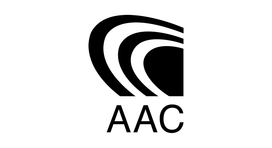 Advanced Audio Coding (Aac) Logo - Aac, Transparent background PNG HD thumbnail