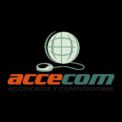 Accecom Vector Logo . - Accecom, Transparent background PNG HD thumbnail