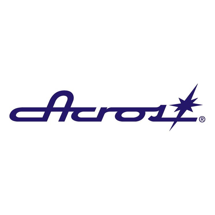 Logo Acros PNG