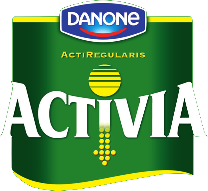 Logo Activia PNG