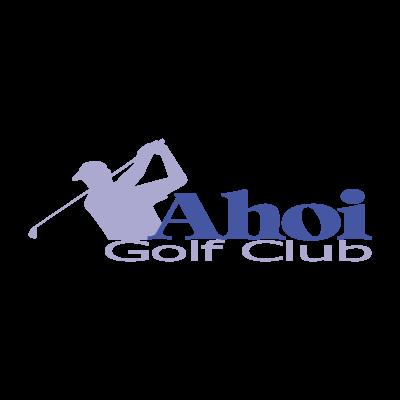 Logo Ahoi Golf Club Png - Ahoi Golf Club Vector Logo ., Transparent background PNG HD thumbnail